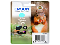 Original Tintenpatrone Epson C13T37854010/378 photocyan