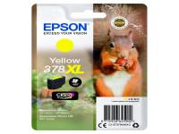 Original Tintenpatrone Epson C13T37944010/378XL gelb