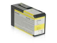 Original Tintenpatrone gelb Epson C13T580400/T5804 gelb
