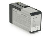 Original Tintenpatrone schwarz hell Epson C13T580700/T5807 schwarz