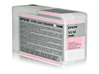 Original Tintenpatrone magenta hell Epson C13T580B00/T580B photomagenta