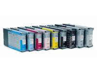 Original Tintenpatrone schwarz Epson C13T605100/T6051 schwarz foto