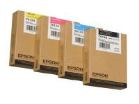 Original Tintenpatrone schwarz matt Epson C13T612800/T6128 schwarzmatte
