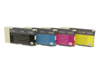 Original Tintenpatrone schwarz Epson C13T616100/T6161 schwarz