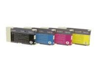 Original Tintenpatrone schwarz Epson C13T618100/T6181 schwarz