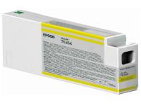 Original Tintenpatrone Epson C13T636400/T6364 gelb