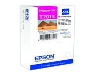 Original Tintenpatrone magenta Epson C13T70134010/T7013 magenta