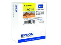 Original Tintenpatrone gelb Epson C13T70144010/T7014 gelb