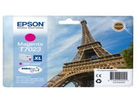 Original Tintenpatrone magenta Epson C13T70234010/T7023 magenta