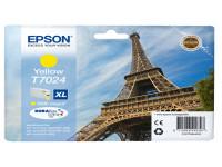 Original Tintenpatrone gelb Epson C13T70244010/T7024 gelb