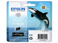 Original Tintenpatrone schwarz hell hell Epson C13T76094010/T7609 schwarz