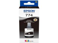 Original Tintenflasche schwarz Epson C13T774140/T7741 schwarz