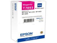 Original Tintenpatrone magenta Epson C13T789340/T7893 magenta