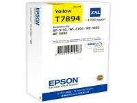 Original Tintenpatrone gelb Epson C13T789440/T7894 gelb