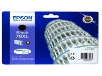 Original Tintenpatrone schwarz Epson C13T79014010/79XL schwarz