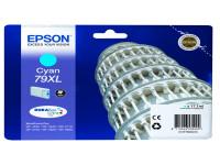 Original Tintenpatrone cyan Epson C13T79024010/79XL cyan