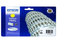 Original Tintenpatrone gelb Epson C13T79044010/79XL gelb