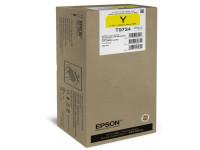 Original Tintenpatrone Epson C13T973400/T9734 gelb