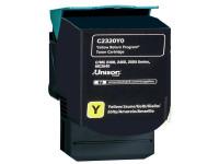 Original Toner Lexmark C232HY0 gelb