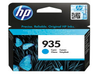 Original Tintenpatrone cyan HP C2P20AE/935 cyan