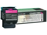Original Toner magenta Lexmark C540H1MG magenta