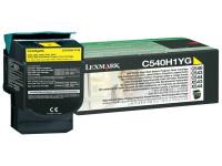 Original Toner gelb Lexmark C540H1YG gelb