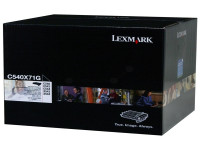 Original Drum Kit Lexmark C540X71G schwarz