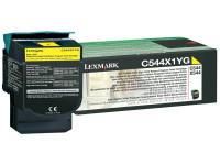 Original Toner gelb Lexmark C544X1YG gelb