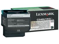 Original Toner schwarz Lexmark C546U1KG schwarz