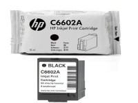 Original Druckkopf schwarz HP C6602A schwarz