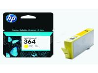 Original Tintenpatrone gelb HP CB320EE/364 gelb