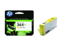 Original Tintenpatrone gelb HP CB325EE/364XL gelb