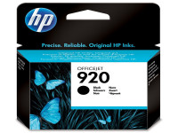 Original Tintenpatrone schwarz HP CD971AE/920 schwarz