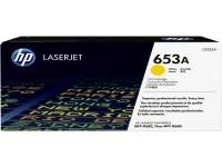 Original Toner gelb HP CF322A/653A gelb