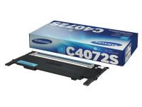 Original Toner cyan Samsung CLTC4072SELS/C4072S cyan