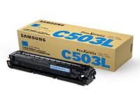 Original Toner cyan Samsung CLTC503LELS/C503L cyan