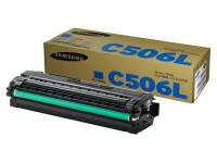 Original Toner Samsung CLTC506L/C506L cyan