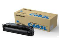 Original Toner Samsung CLTC603L/C603L cyan