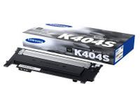 Original Toner schwarz Samsung CLTK404SELS/K404S schwarz