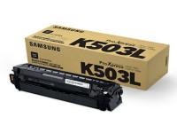 Original Toner schwarz Samsung CLTK503LELS/K503L schwarz