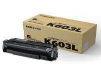 Original Toner Samsung CLTK603L/K603L schwarz