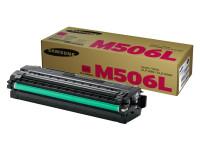 Original Toner Samsung CLTM506L/M506L magenta