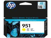 Original Tintenpatrone gelb HP CN052AE/951 gelb
