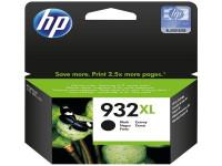 Original Tintenpatrone schwarz HP CN053AE/932XL schwarz