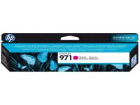 Original Tintenpatrone magenta HP CN623AE/971 magenta