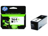 Original Tintenpatrone schwarz HP CN684EE/364XL schwarz