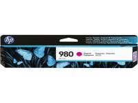 Original Tintenpatrone magenta HP D8J08A/980 magenta