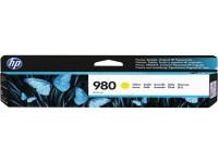 Original Tintenpatrone gelb HP D8J09A/980 gelb