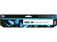 Original Tintenpatrone schwarz HP D8J10A/980 schwarz