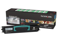 Original Toner schwarz Lexmark E250A11E schwarz